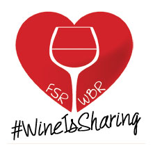 logo wine is sharing